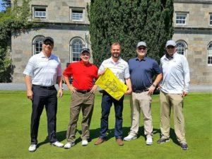 Laurel Spring Golfers