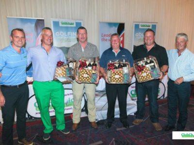Gourmet Golf Winners