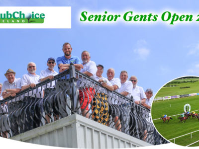 Senior Gents Open 2019