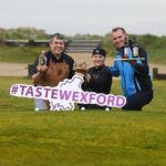 TasteWexford Golf Expereince Umbrella