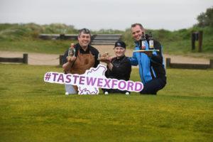 TasteWexford Golf Expereince Umbrella