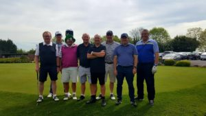 Denbigh Golf Club members